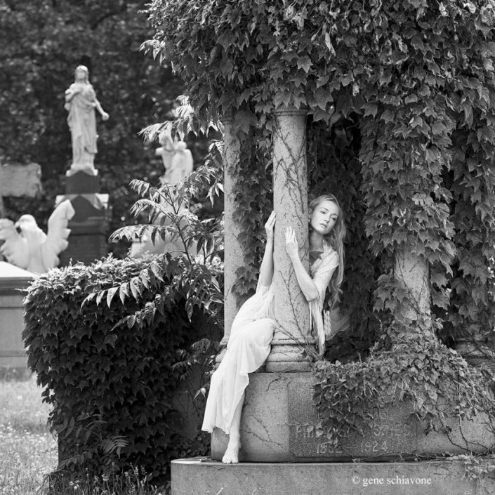 The Cemetery Series / Artistry of Grief