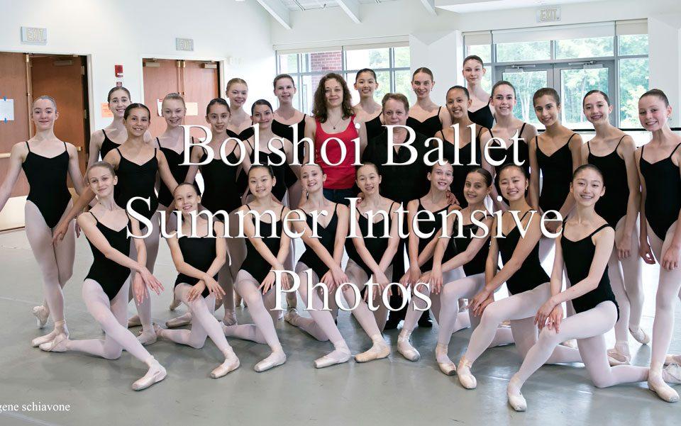 Bolshoi Summer Program 2017 Photos