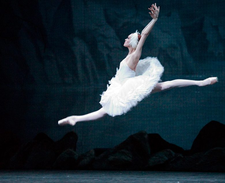 Gene Schiavone on the unsung heroes of ballet and the challenges to photograph Swan Lake