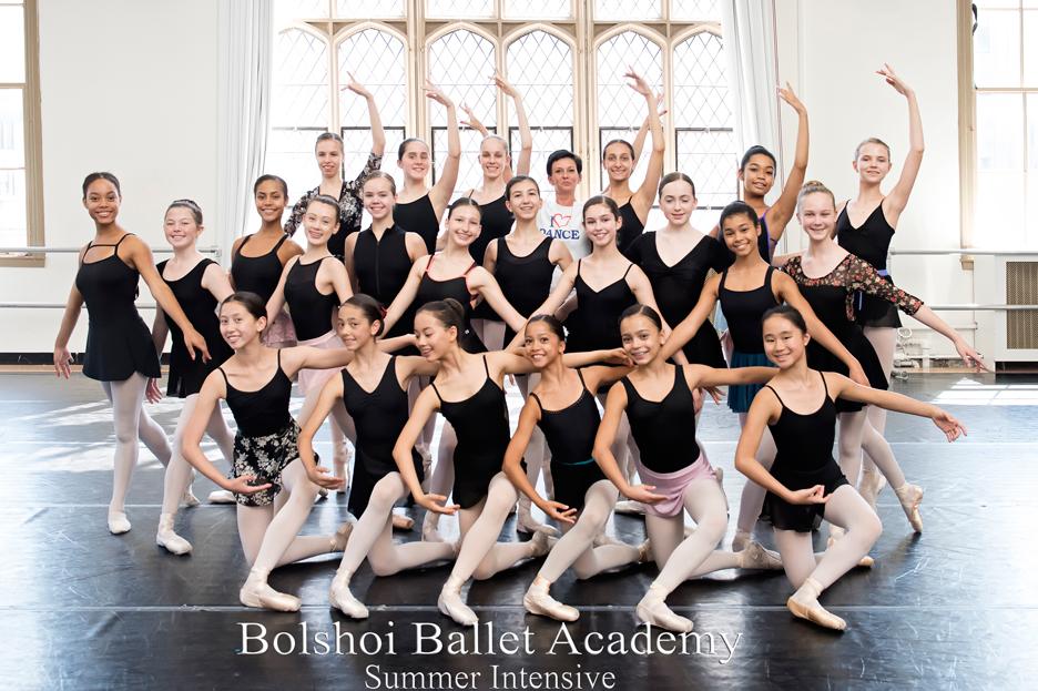 Bolshoi Ballet Summer Academy 2017 Hunter College Photos – Gene