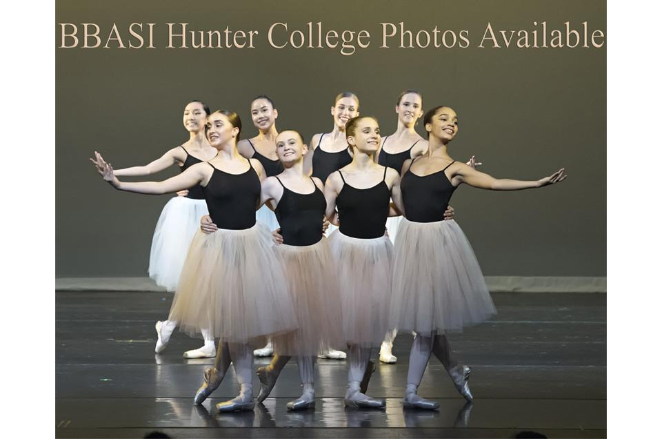 Bolshoi Summer Program 2017 Hunter College Photos