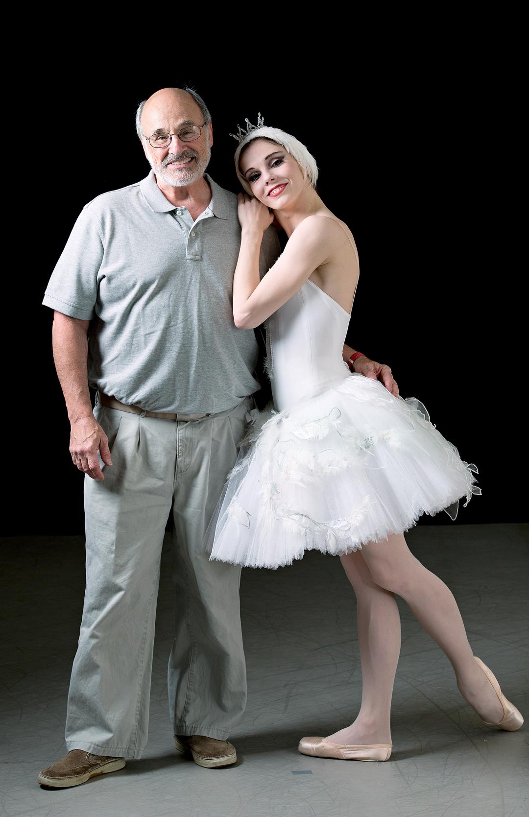 Gene Schiavone & Natalia Osipova